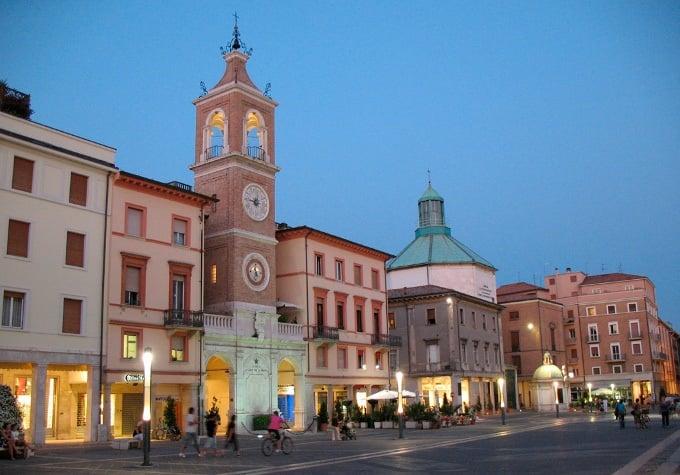 Onde Ficar em Rimini: Centro