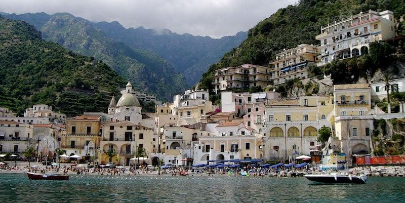 Onde Ficar em Cetara na Itália: Proximidades da Praia