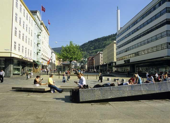 Onde Ficar em Bergen: Pedra Azul