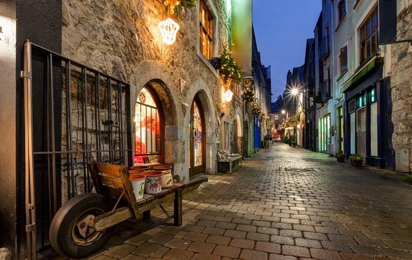 Onde Ficar em Galway: Centro