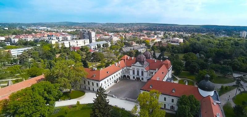 Onde Ficar em Gödöllő na Hungria: Centro