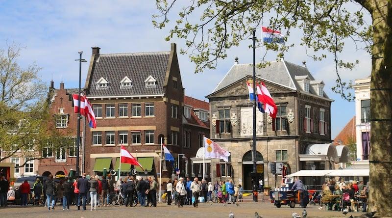 Onde Ficar em Gouda na Holanda: Centro
