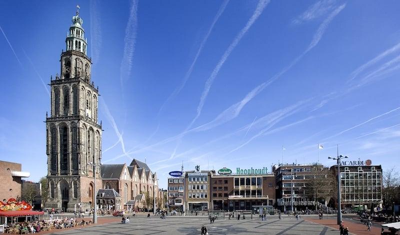 Onde Ficar em Groningen na Holanda: Centro