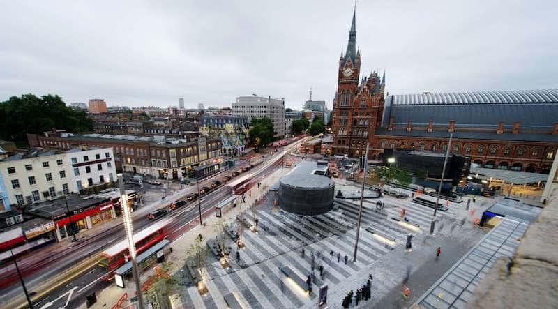 Onde Ficar em Londres na Inglaterra: Kings Cross