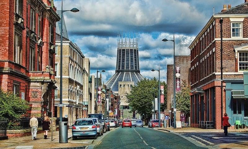 Onde Ficar em Liverpool na Inglaterra: Centro