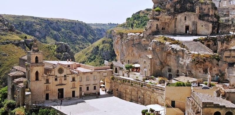 Onde Ficar em Matera na Itália: Centro Histórico