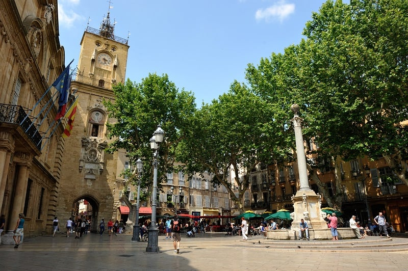 Onde Ficar em Aix-en-Provence