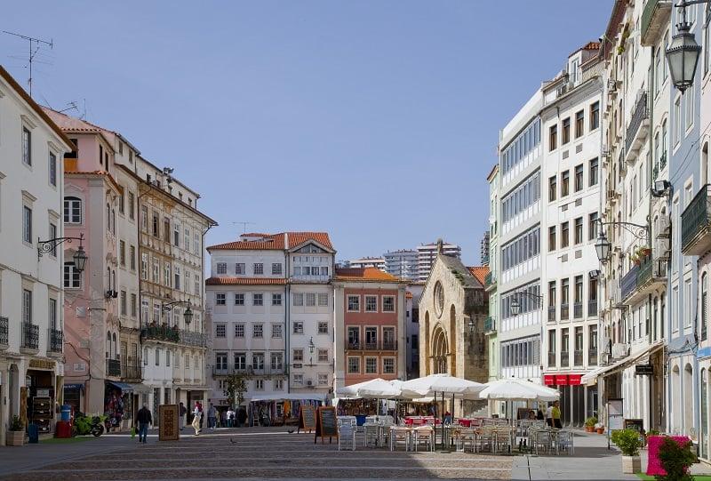 Onde Ficar em Coimbra: Centro da Cidade
