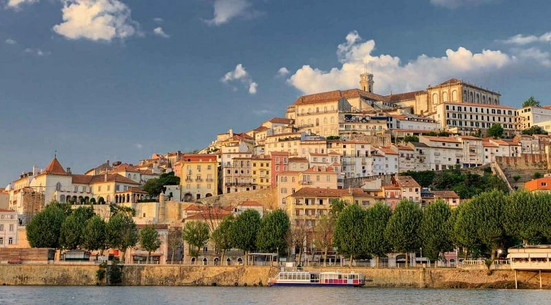 Onde Ficar em Coimbra em Portugal