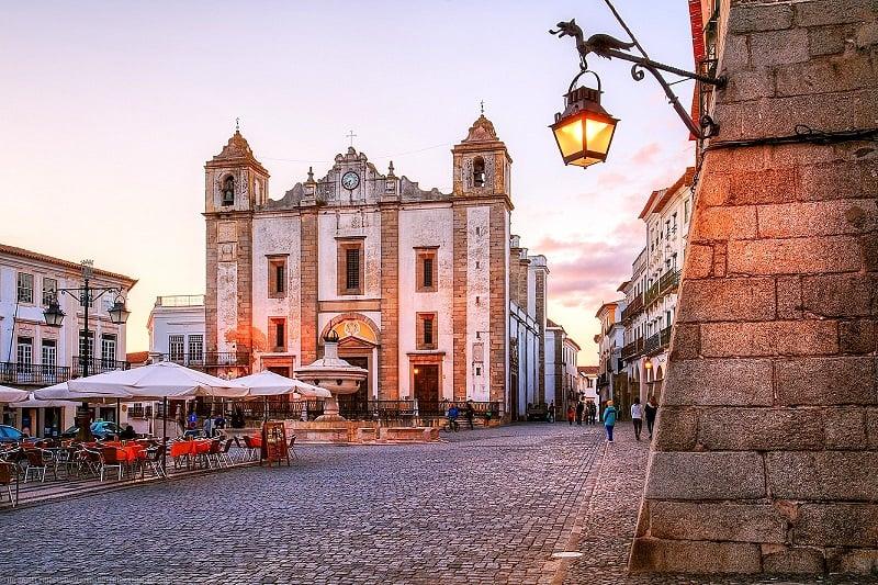 Onde Ficar em Évora: Centro Histórico