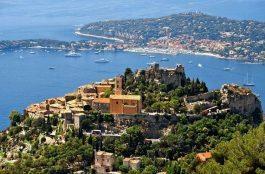 Onde Ficar em Èze na França