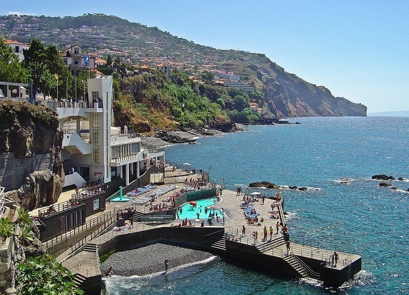 Onde Ficar em Funchal: Lido