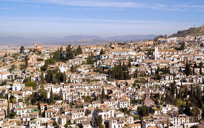 Onde Ficar em Granada: Albaicín