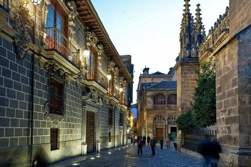 Onde Ficar em Granada: Centro da Cidade