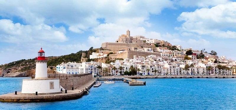 Onde Ficar em Ibiza: Cidade de Ibiza