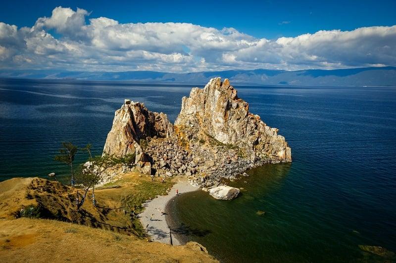 Onde Ficar no Lago Baikal: Ilha Olkhon