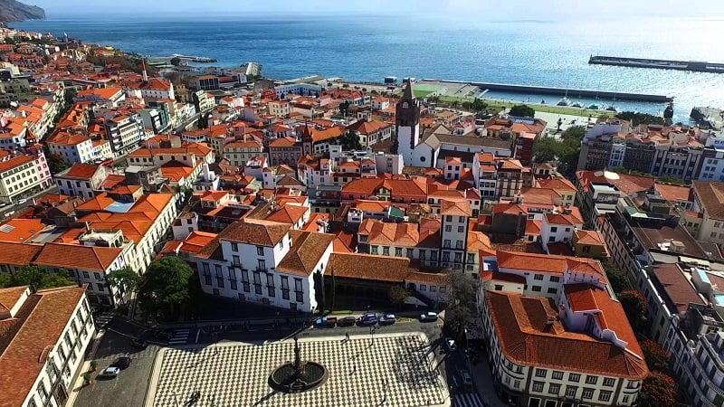 Onde Ficar em Funchal: Centro Histórico