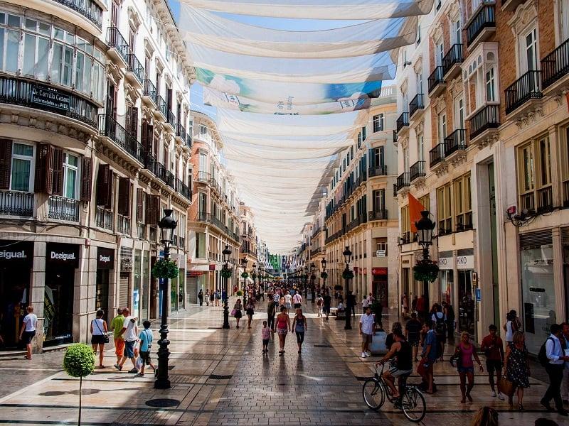 Onde Ficar em Málaga: Centro Histórico