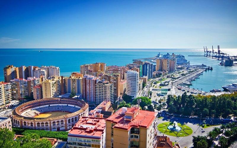 Onde Ficar em Málaga: La Malagueta
