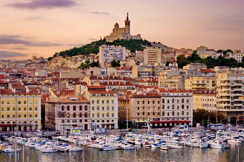 Onde Ficar em Marselha: Vieux Port