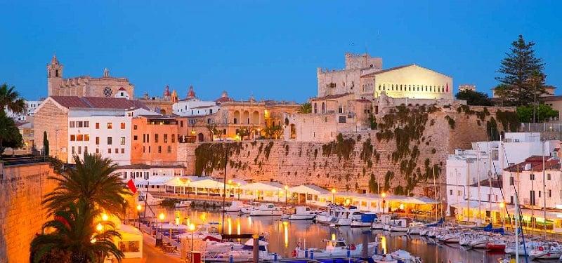 Onde Ficar em Menorca: Ciutadella