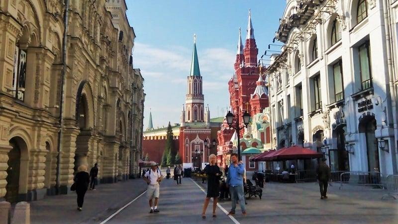 Onde Ficar em Moscou: Kitay-Gorod
