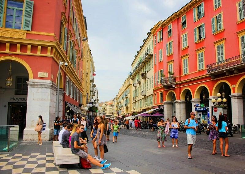 Onde Ficar em Nice: Nova Nice