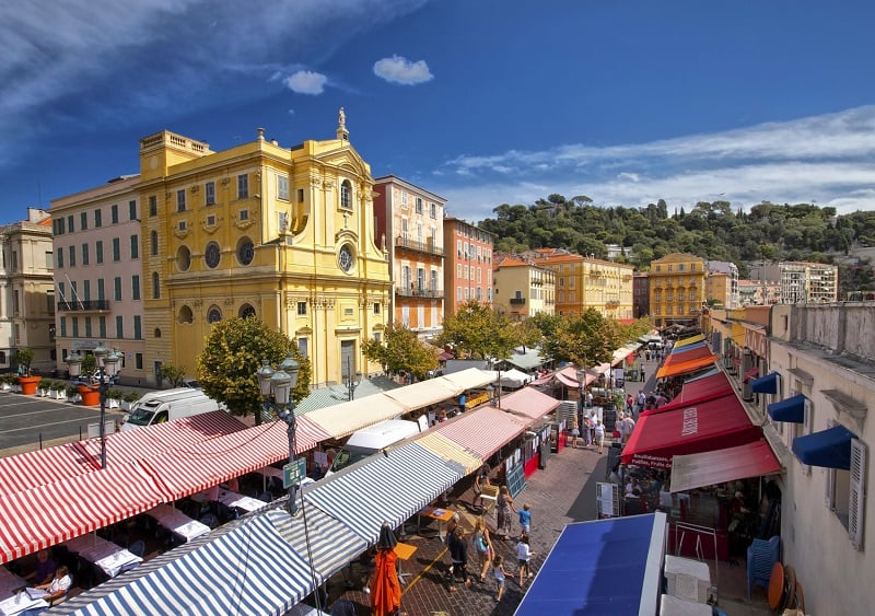 Onde Ficar em Nice: Vieux Nice