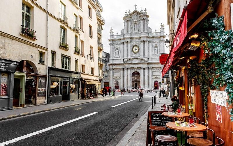 Onde Ficar em Paris: Les Marais