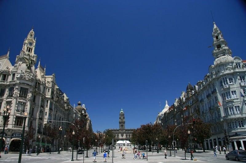 Onde Ficar em Porto: Centro da Cidade