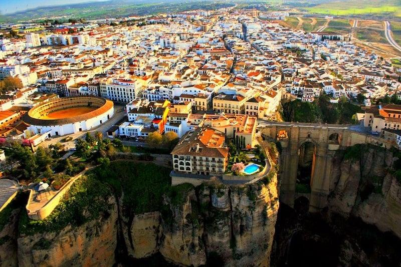 Onde Ficar em Ronda: Centro Histórico