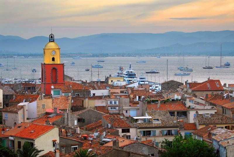 Onde Ficar em Saint Tropez: Centro da Cidade