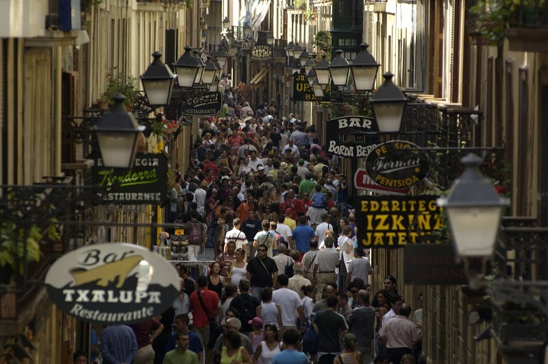 Onde Ficar em San Sebastián: Centro da Cidade