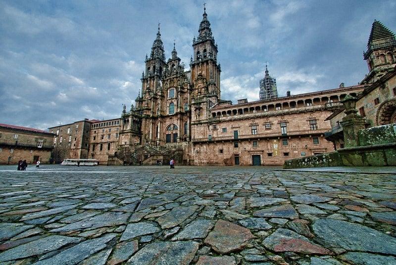 Onde Ficar em Santiago de Compostela: Centro Histórico
