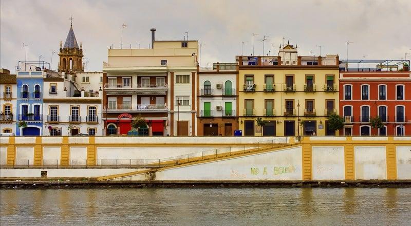 Onde Ficar em Sevilha: Triana