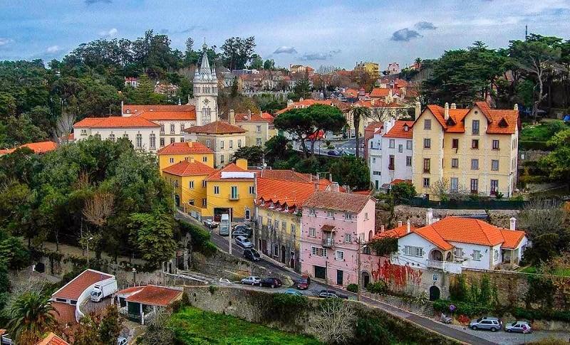 Onde Ficar em Sintra: Centro Histórico
