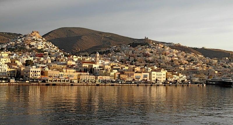 Onde Ficar em Syros: Ermoupolis
