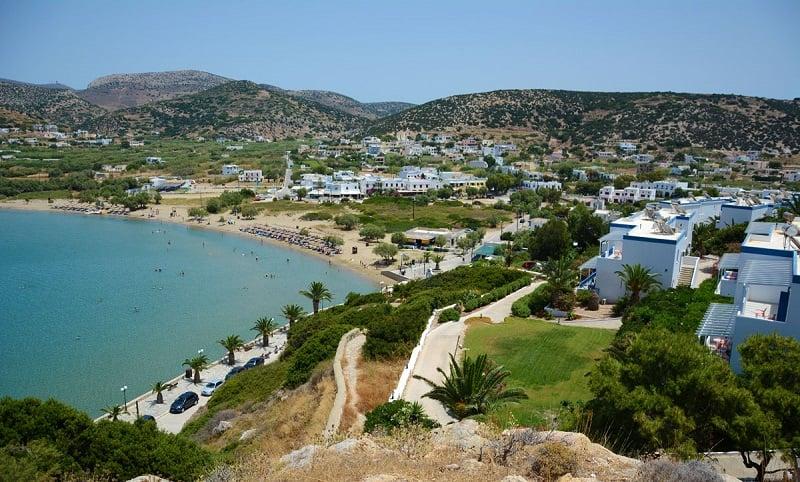 Onde Ficar em Syros: Galissas