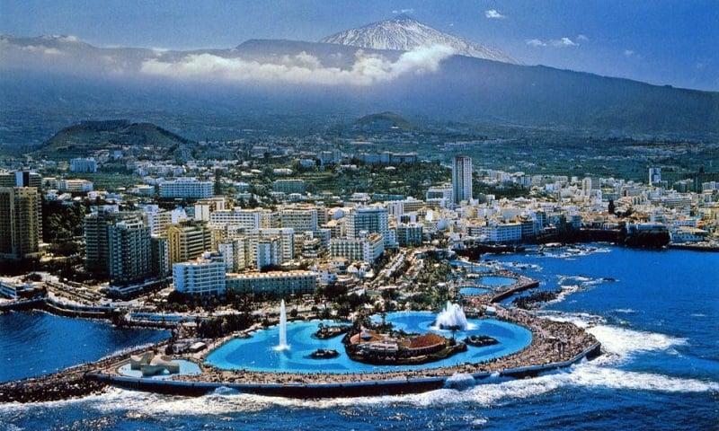 Onde Ficar em Tenerife: Puerto de la Cruz