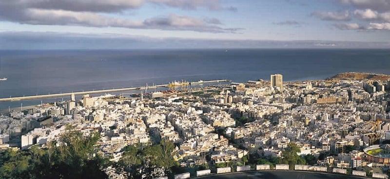Onde Ficar em Tenerife: Santa Cruz de Tenerife