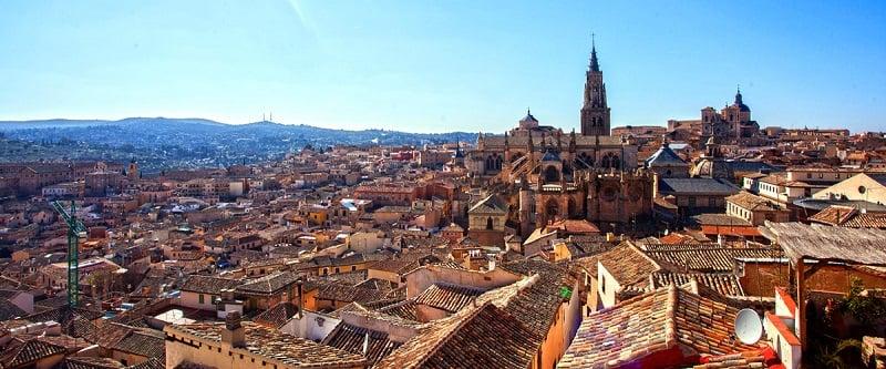 Onde Ficar em Toledo: Cidade Antiga