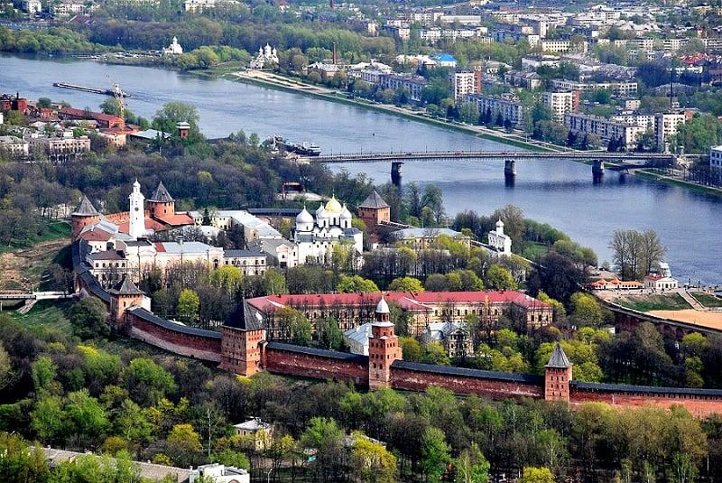 Onde Ficar em Veliky Novgorod: Centro da Cidade