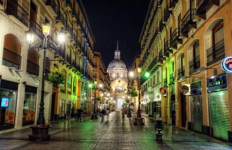 Onde Ficar em Zaragoza: Centro Histórico