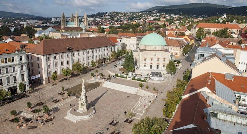 Onde Ficar em Pécs na Hungria: Centro