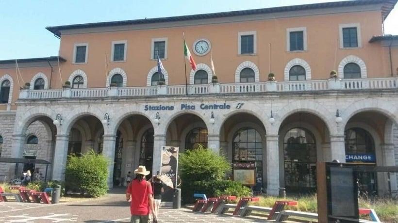 Onde Ficar em Pisa: redondezas da estação Pisa Centrale