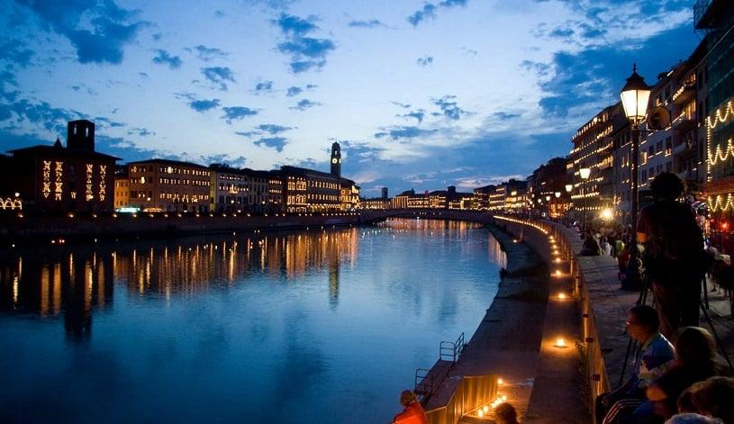 Onde Ficar em Pisa: Centro Histórico