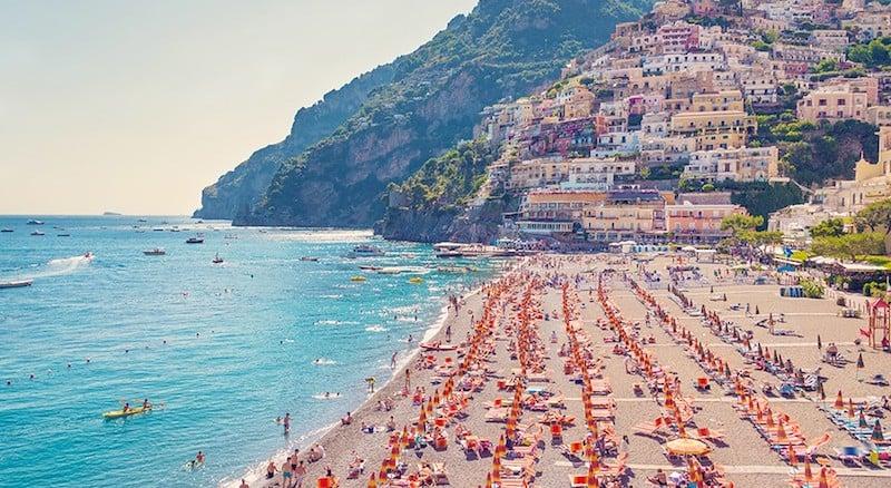 Onde Ficar em Positano na Itália: Nas proximidades da praia