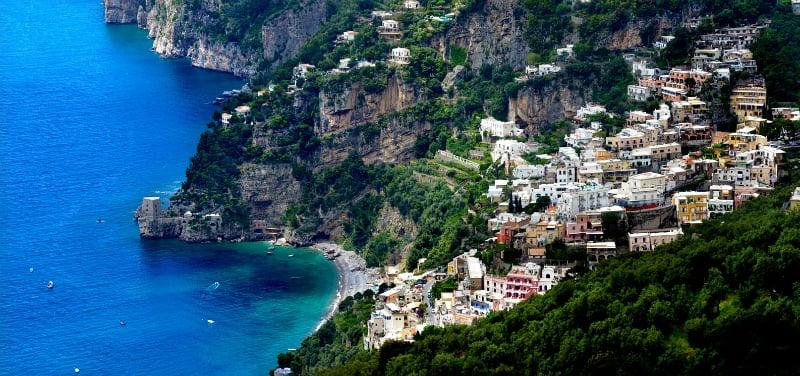 Onde Ficar em Praiano na Itália: Proximidades da Praia