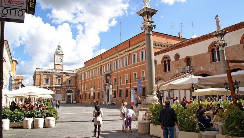 Onde Ficar em Ravenna na Itália: Centro
