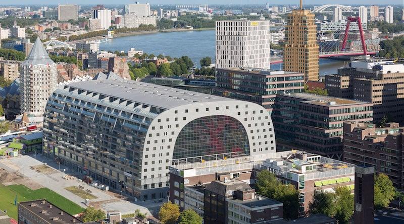 Onde Ficar em Rotterdam na Holanda: Rotterdam City Center
